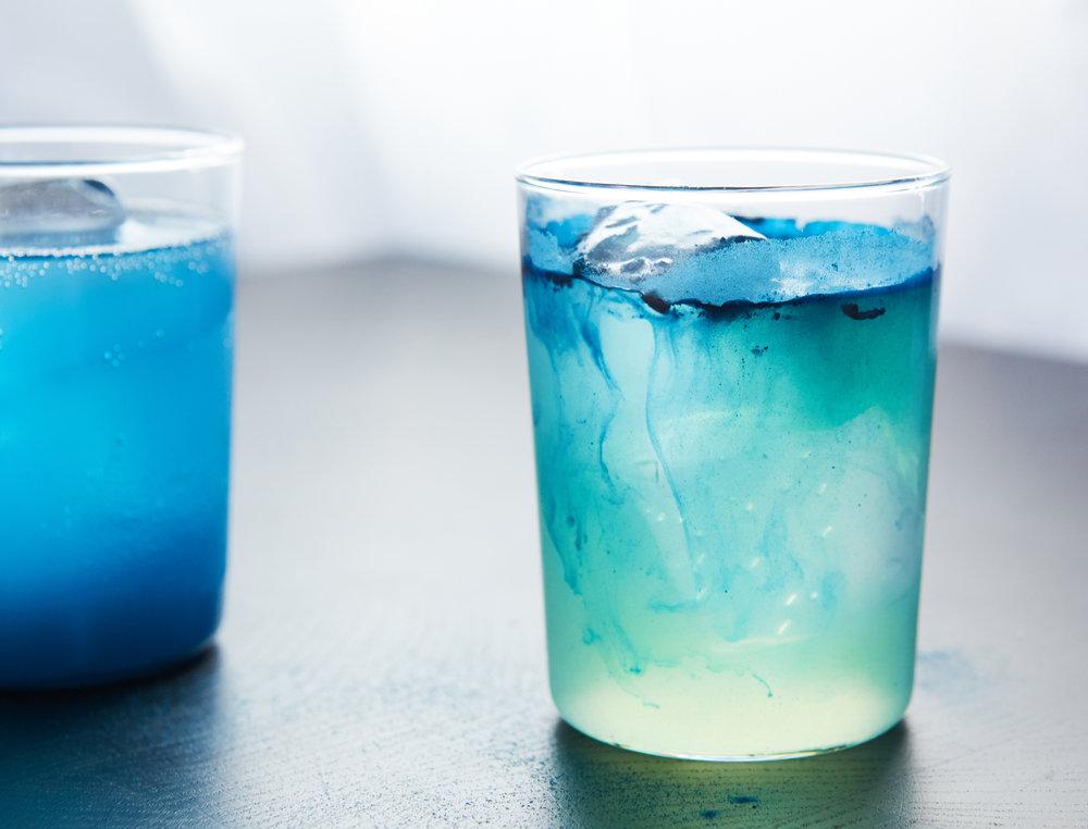 Blue Magik Lady
