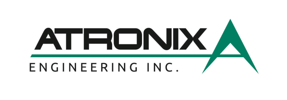 THE ATRONIX LOGO AFTER