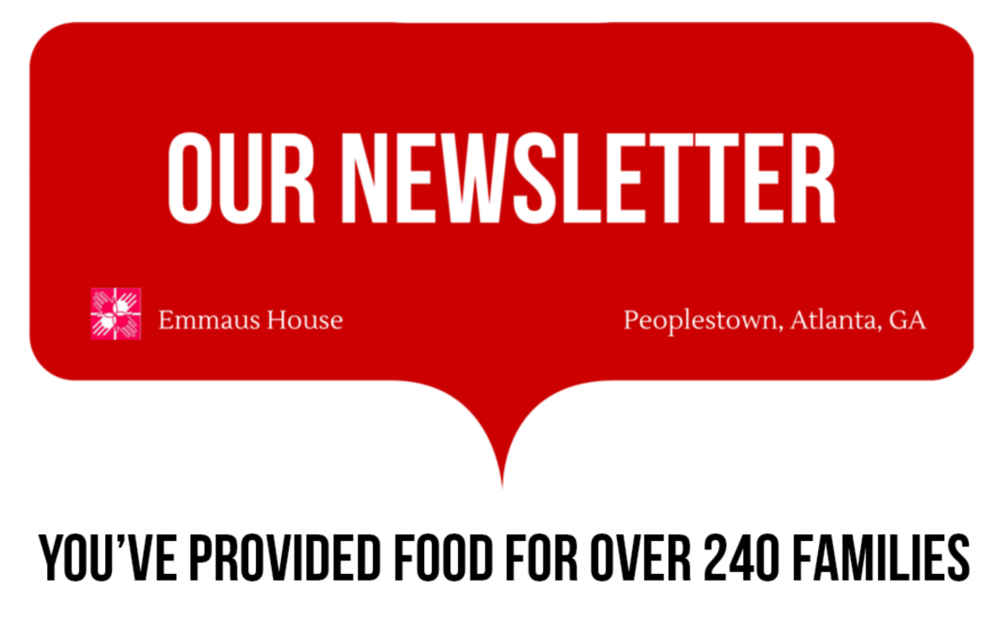 Crowdfunding Update Emmaus House