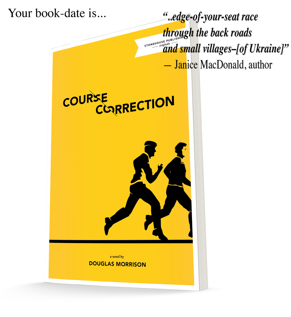Your book-date is; Course Correction