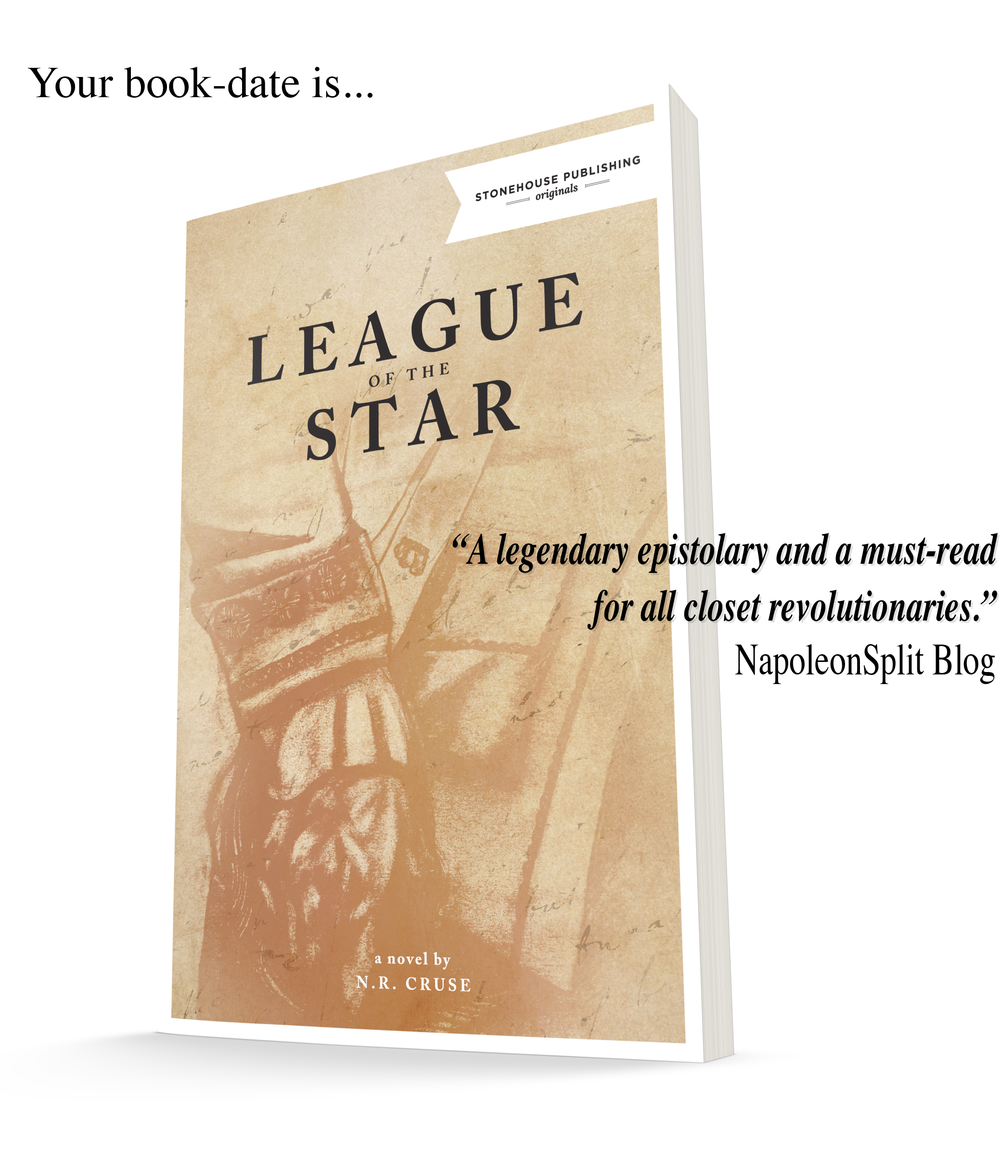 You book-date is; League of the Star