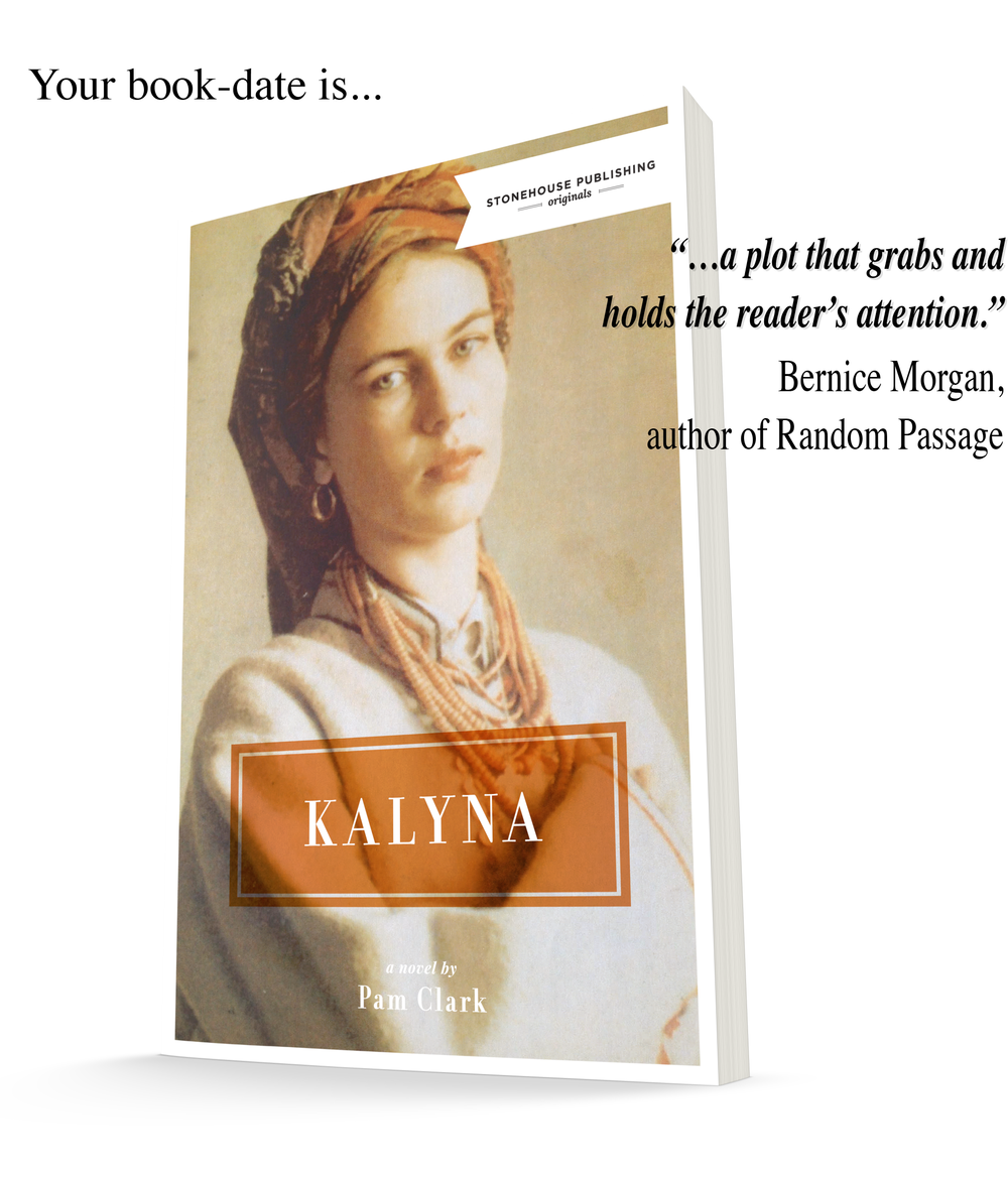 You book-date is; Kalyna