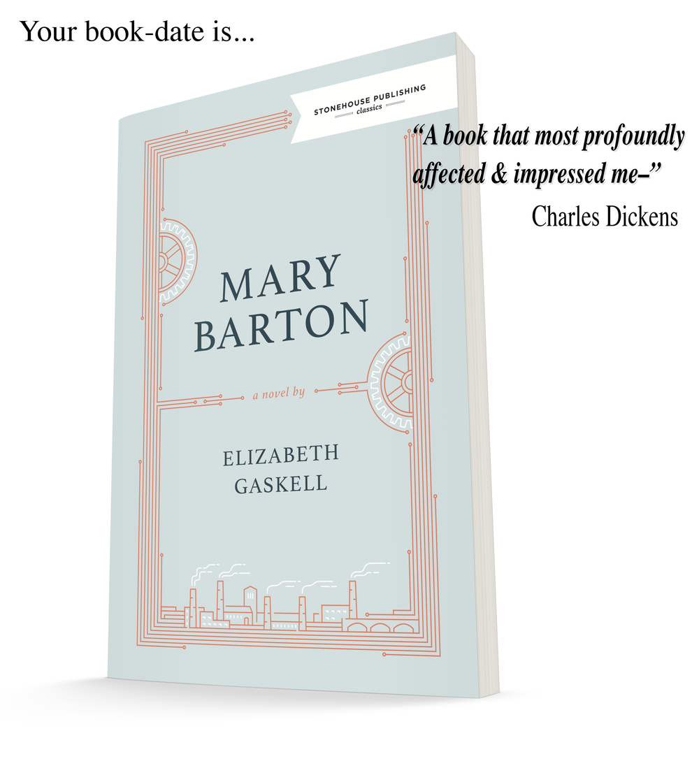 Your book-date is; Mary Barton
