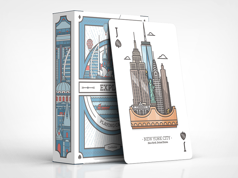Explore Card Deck