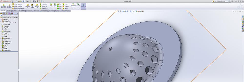 Solidworks 3D Modeling