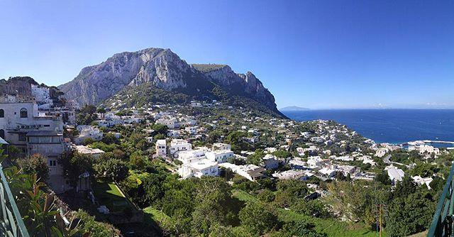The small island of Capri #italy