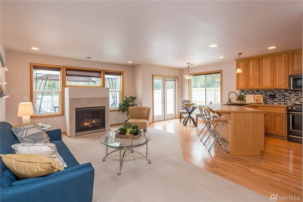 Vashon Home Staging