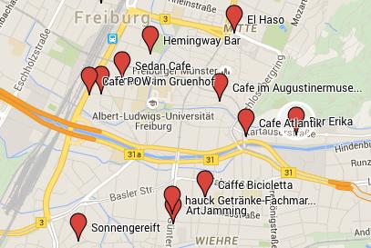Find our beermap Braukollektiv KG