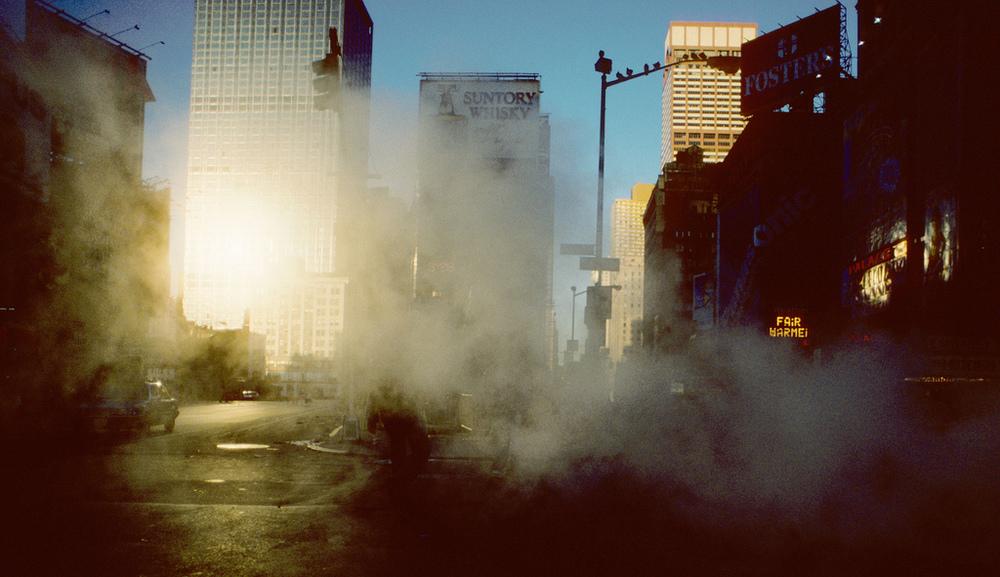 pleoros: Steven Siegel -Times Square, 1987