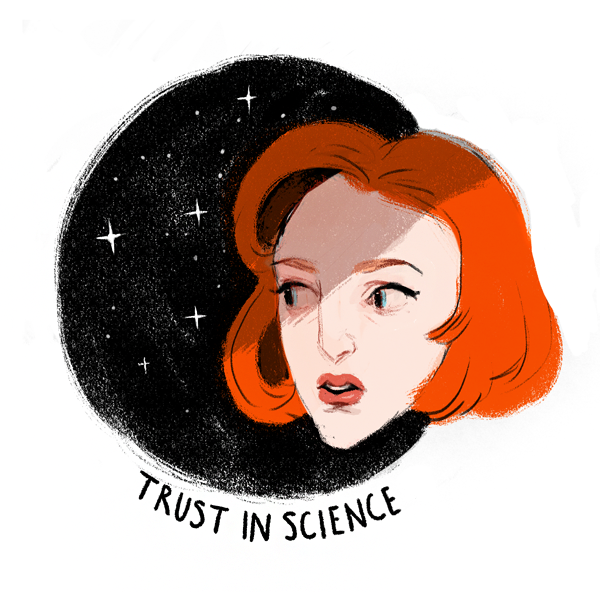 littledeerling: luv scully, luv these brushes