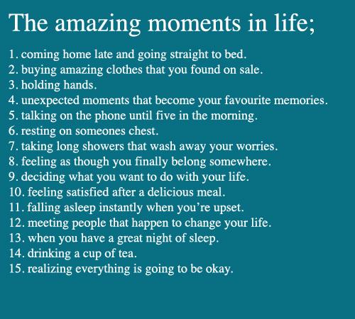 Because sleeping is amazing.