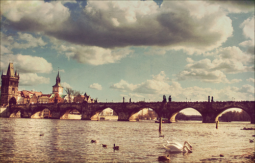 allthingseurope: Charles Bridge, Prague via