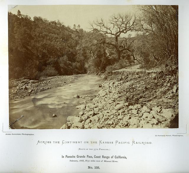 California, 1868.
