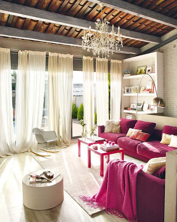MadeByGirl: Mi Casa: Vintage Style Loft….(Via Made By Girl)