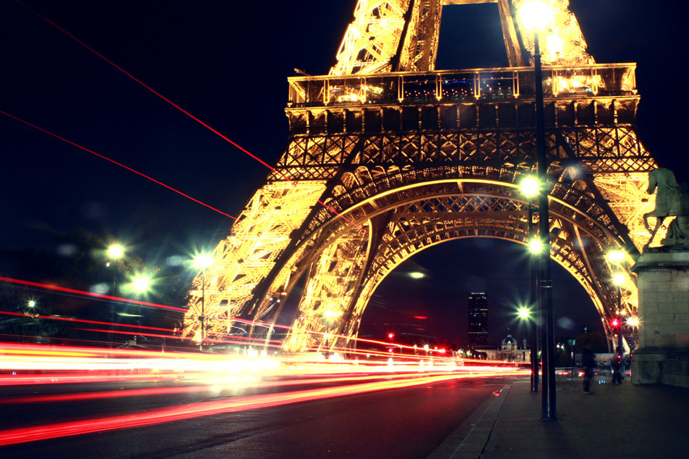 allthingseurope: On the move by Schnootz the Eiffel Tower in Paris
