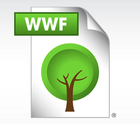ideasareawesome: The World Wildlife Fund - Deutschland is promoting a new green file format, WWF, that makes PDFs unprintable.