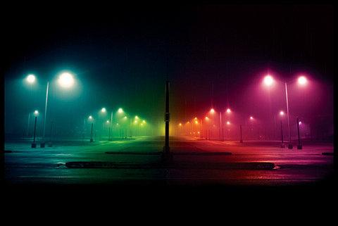 gatekeeper :       rainbow street lights