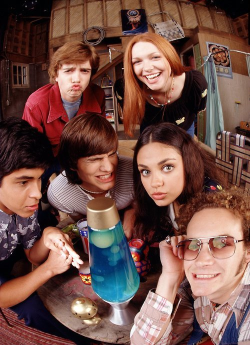 clemlin :     The gang.     I miss this show so much!
