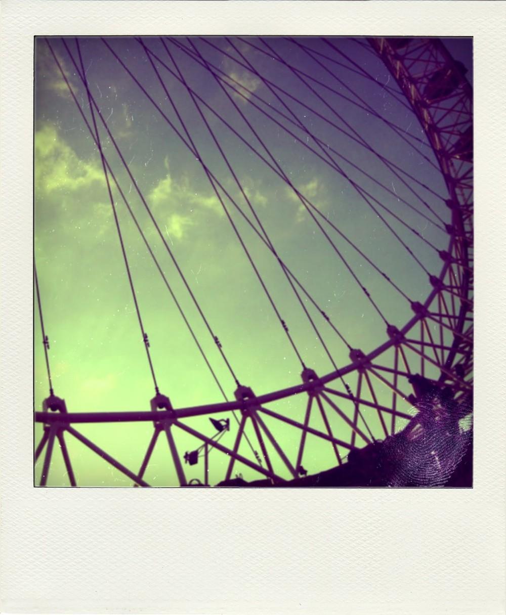 fuckyeahphotography :     The London Eye.