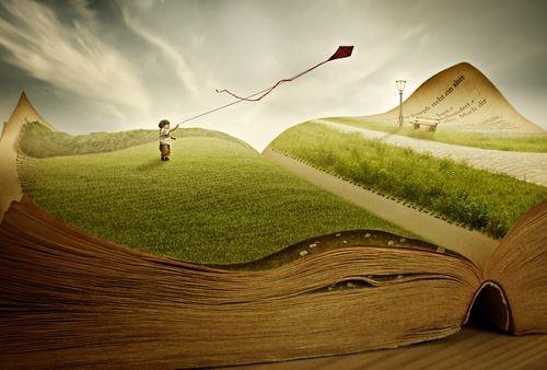 Get lost in a book. (via gatekeeper)