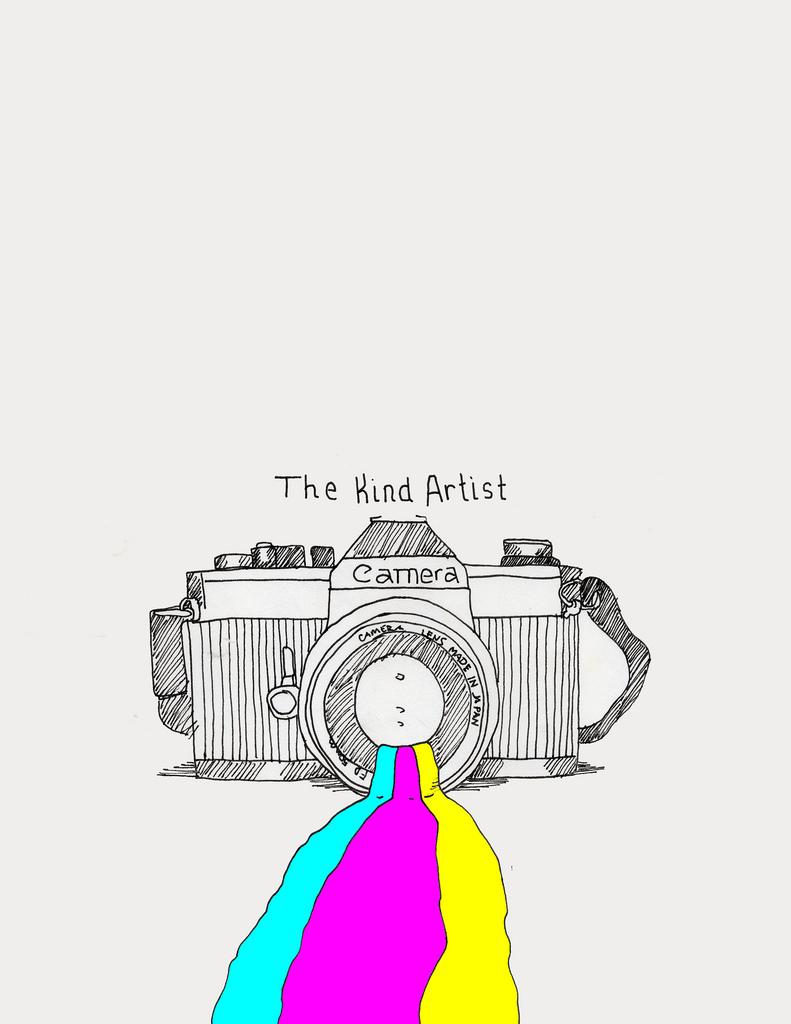 The kind artist (via  audreyhepburncomplex )