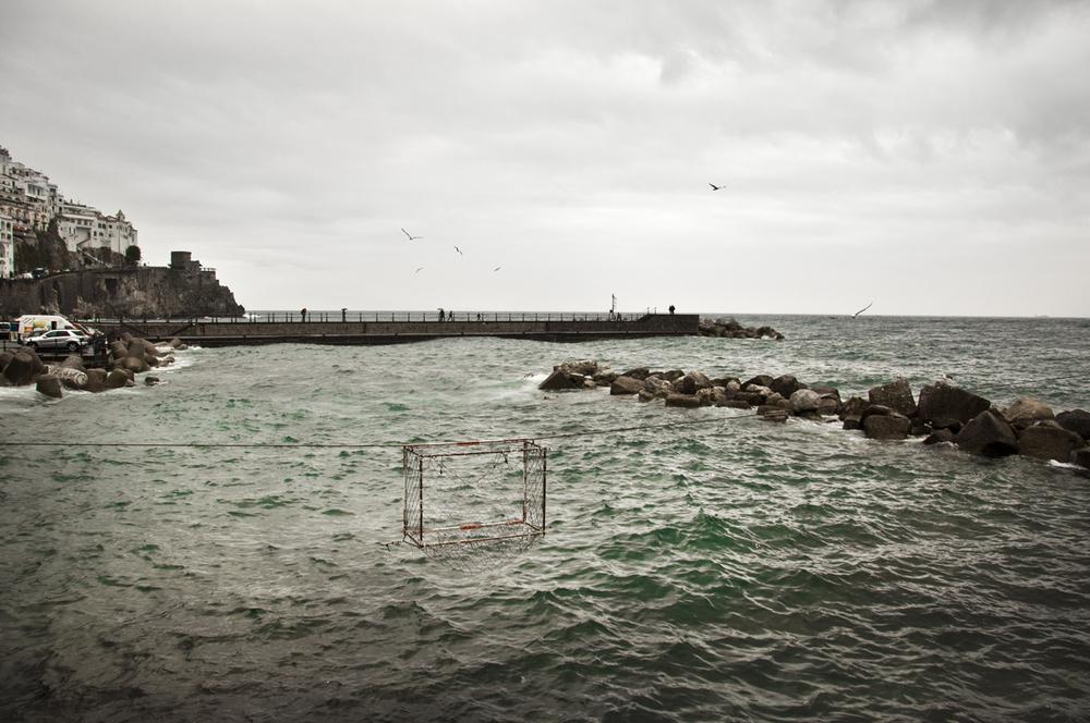 Amalfi Coast, Italy. 2012