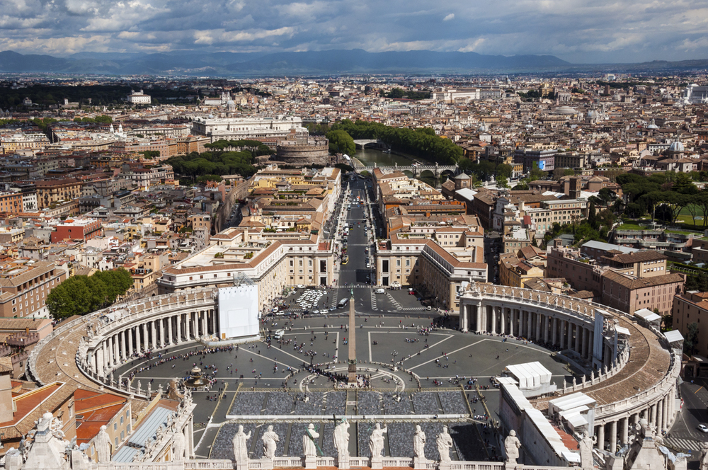 Vatican City, Italy. 2012