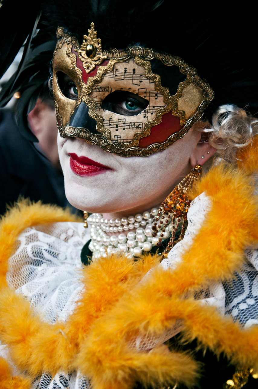 Carnevale di Venezia, Venice, Italy. 2012