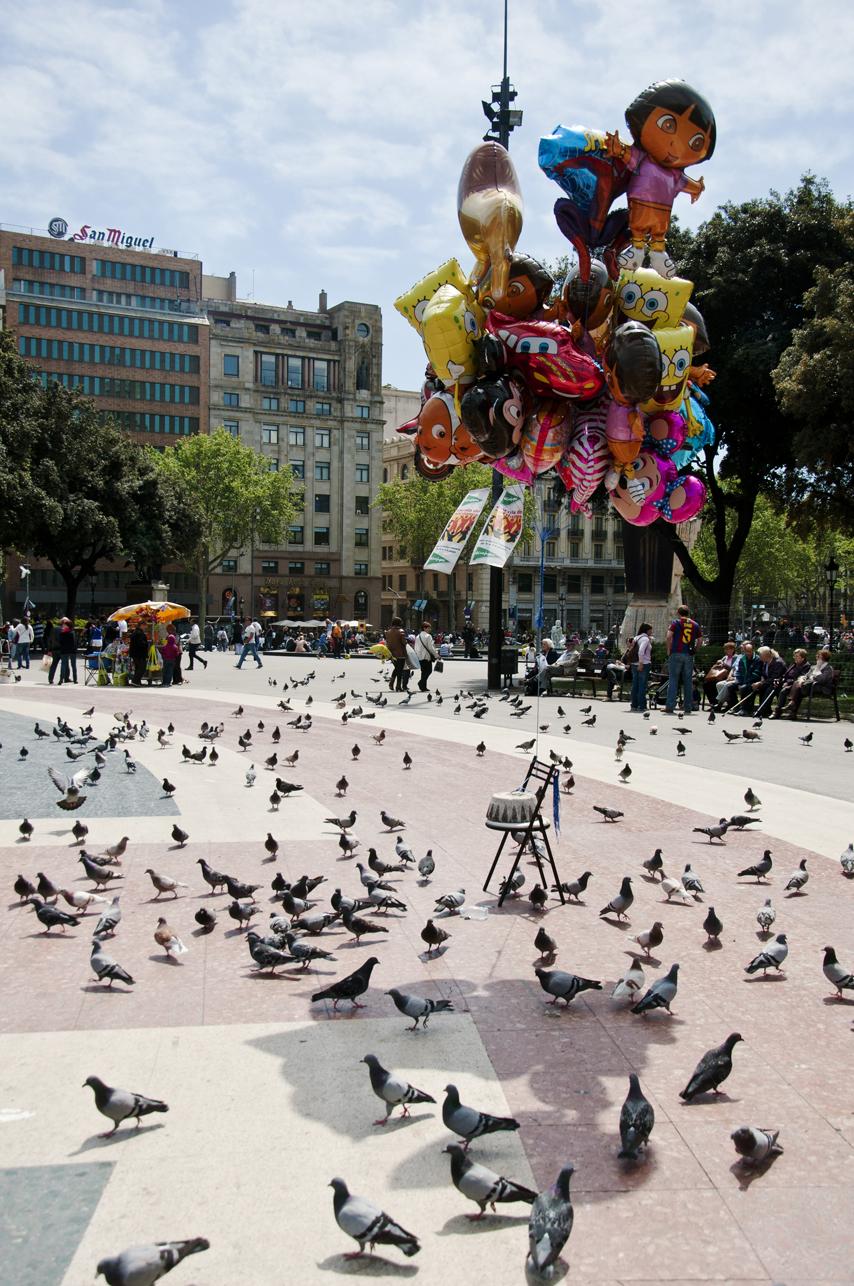 Barcelona, Spain. 2012