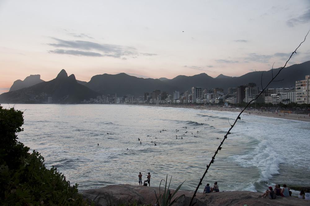 Rio de Janeiro, Brazil. 2014