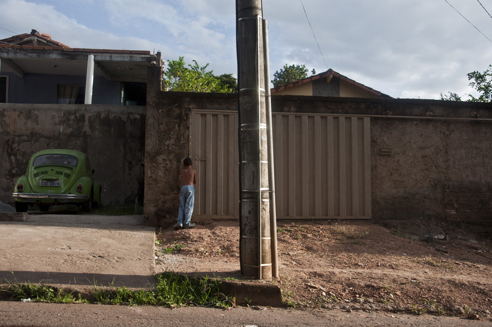 Brumadinho, Brazil. 2014