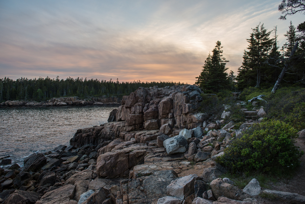 Acadia National Park, Mt. Desert Isle, Maine. 2015