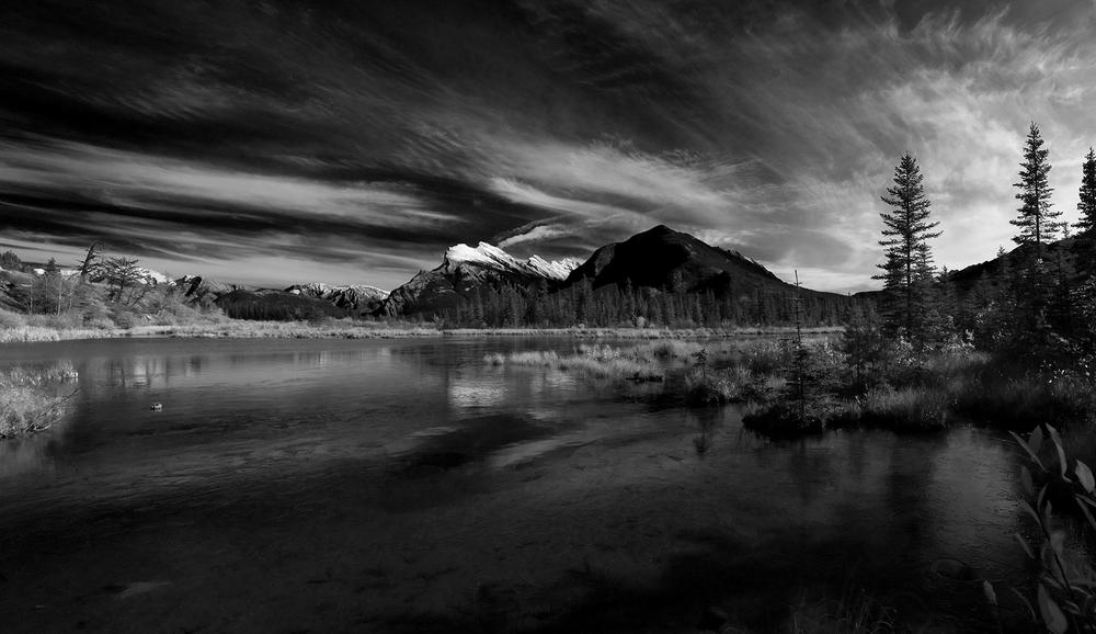 Vermilion lake Panorama