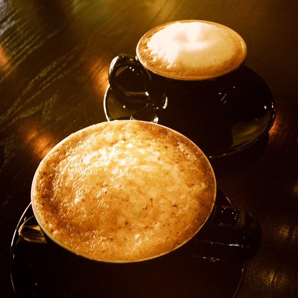 Creme Brulee Latte!