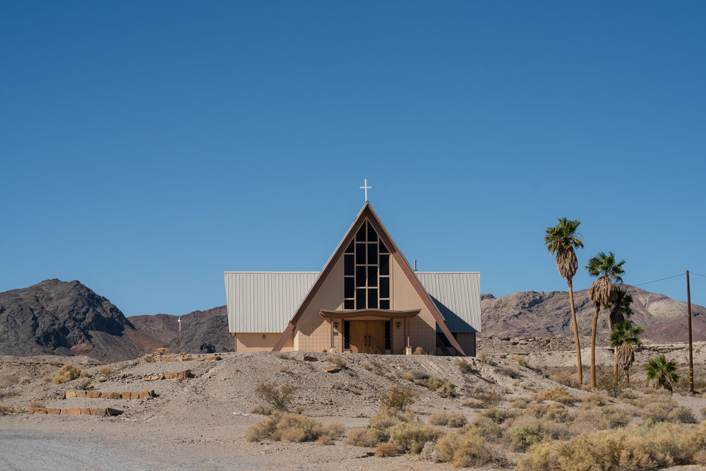 Death-Valley-national-park-church