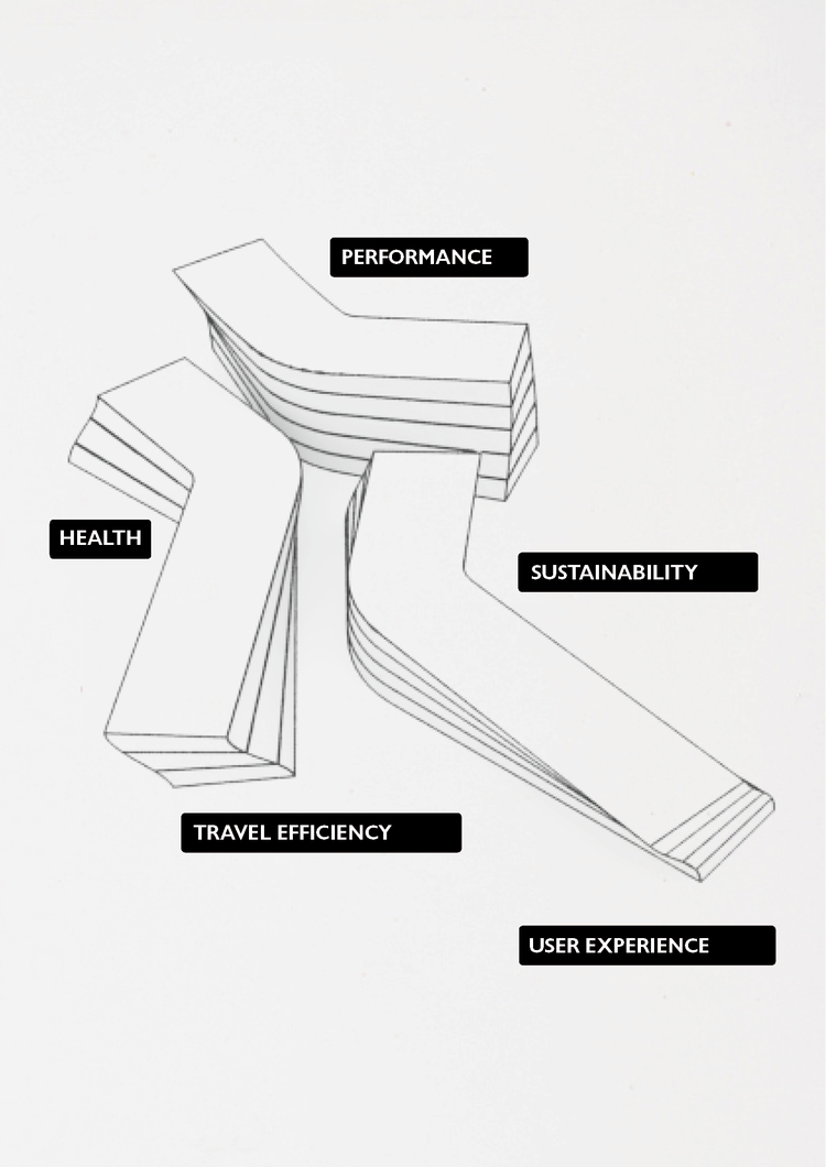corporate offices visitor experience, spatial design