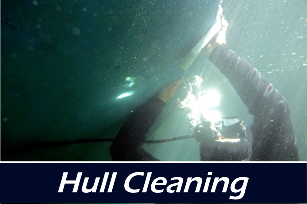 hull cleaning bottom job underwater work diver mazatlan mexico