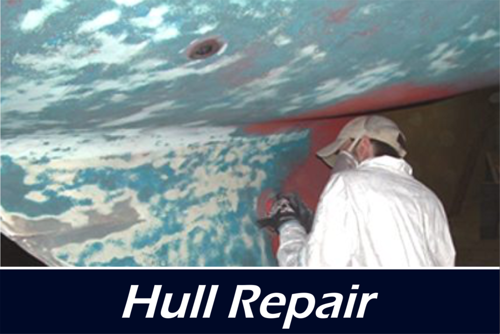 marine boat hull repair damage mazatlan mexico