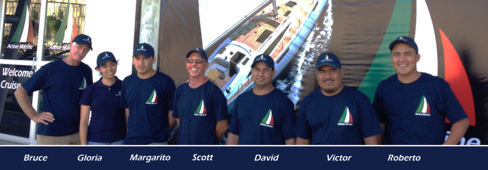 Photo of Team Active Marine 4-22-2014
