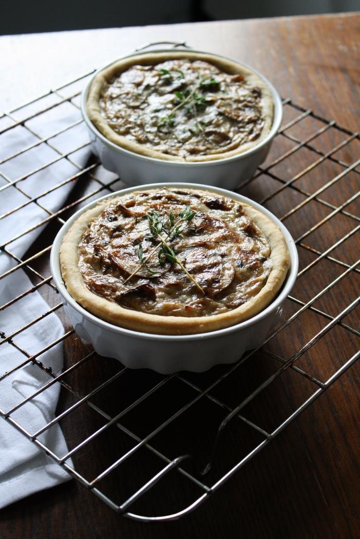 Vegan Lass Caramelised Creamy Mushroom and Onion Tarts.jpg