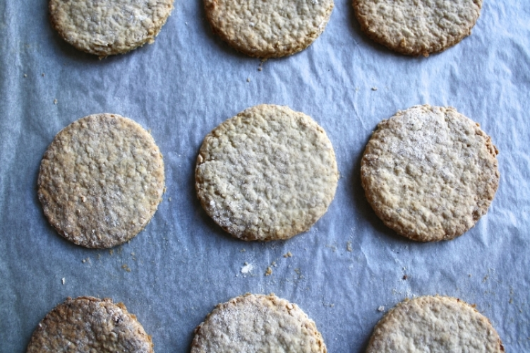 Vegan Lass Lancashire Oat Biscuits 2