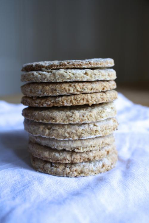 Vegan Lass Lancashire Oat Biscuits 3