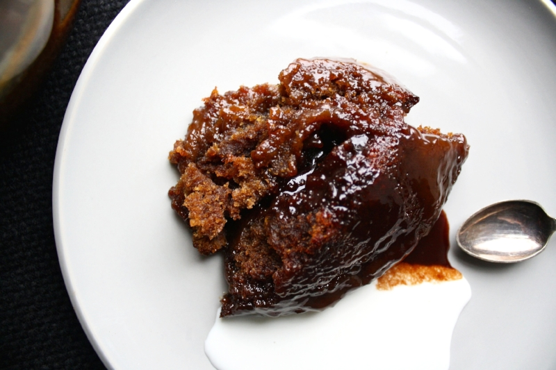 Vegan Lass Sticky Toffee Pudding 2