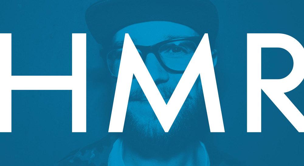 HMR - резидент и организатор вечеринок BASS QUEST и Good News. Отличный ди-джей, коллекционер винила и Hip-Hop активист столицы.