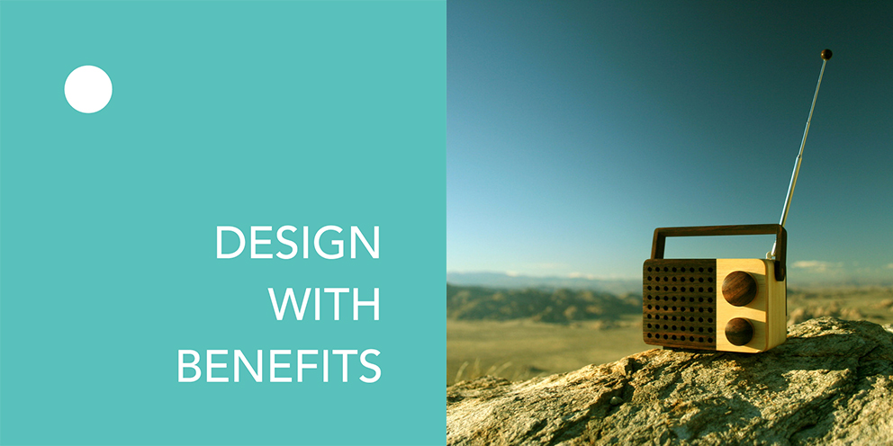Design With Benefits Logo