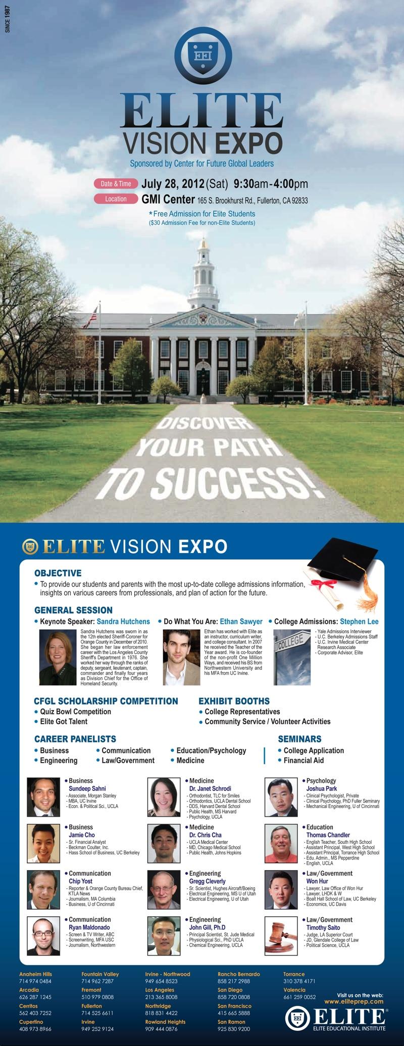 Elite Vision Expo