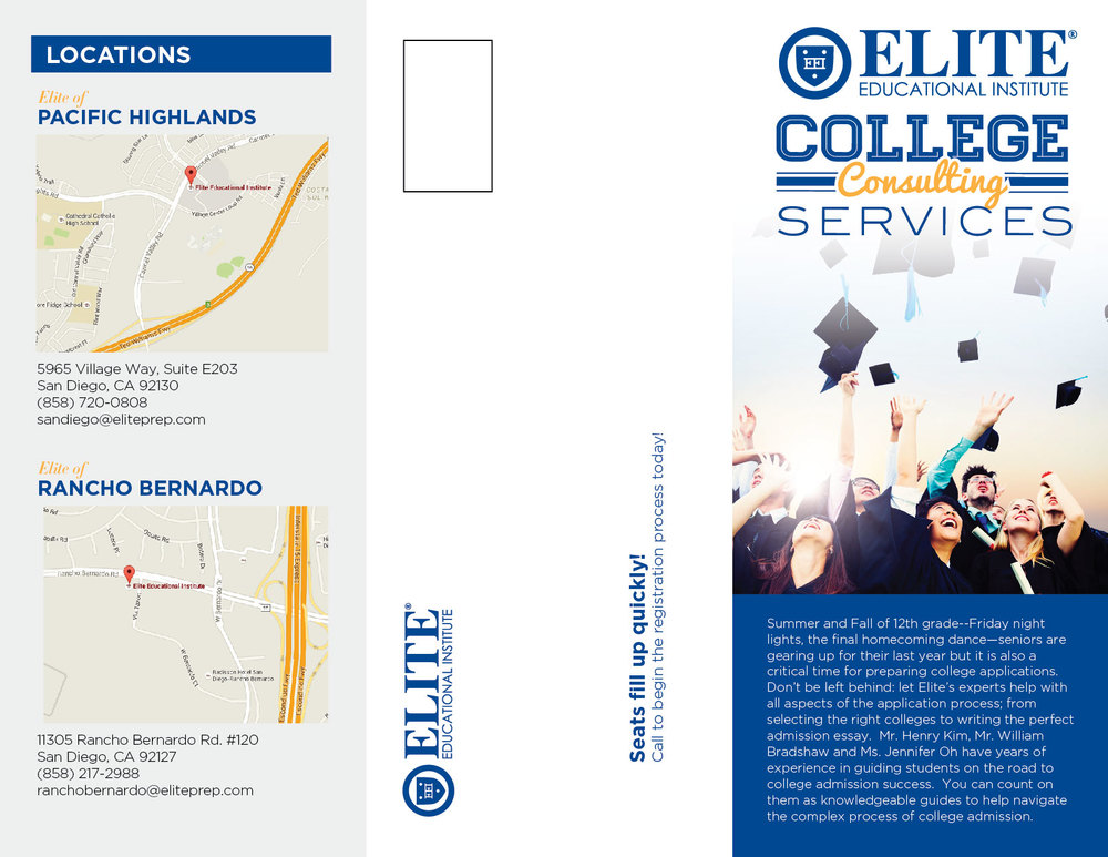 College Consulting Services »