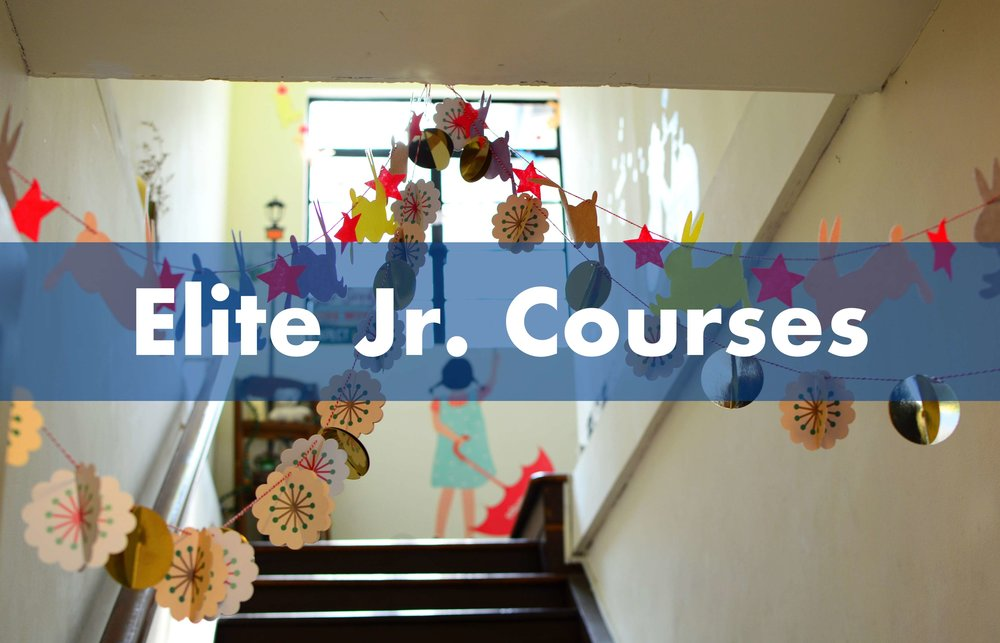 Elite Jr. Courses