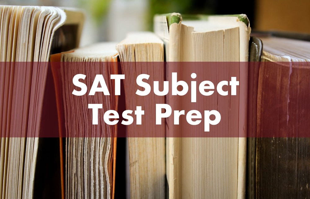 SAT Subject Test Prep
