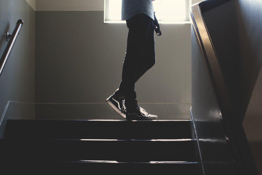 unsplash boy high school stairwell.jpg